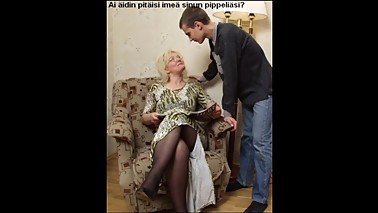 Slideshow with Finnish Captions: Russian Mom Lena 7