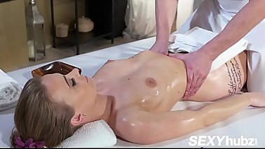 Carmel Anderguy In Horny oiled British woman squirting