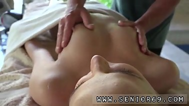 Old moms fucking and hairy and bisexual old couple and young man first