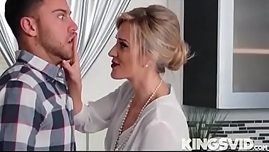 Evelin Stone,Blake Morgan In Happy Fucksgiving