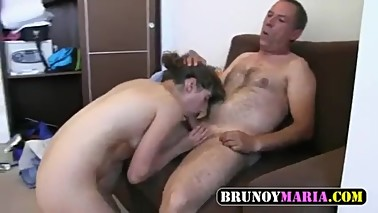Real Spanish Father Stepdaughter Stepmom