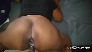 Black guy Handle Mommy Big Ass Like A Man Suppose To Do