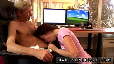 Old mommy fuck xxx Anna has a cleaning job at a local company and she is