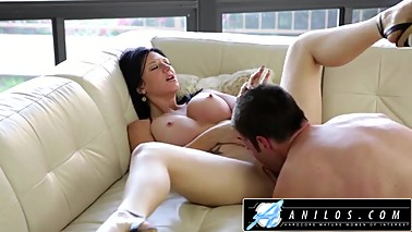Anilos - Naughty Mom Fucks Young Pool Boy