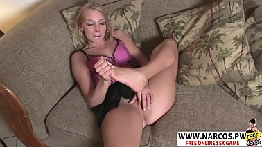 Horny Step-Mom Sydney Silver Fucking Sweet Tender Bud
