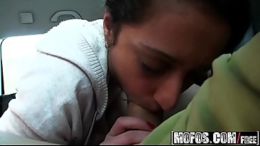 Mofos - Mofos B Sides - (Lucia) - Eating His Meat In the Backseat