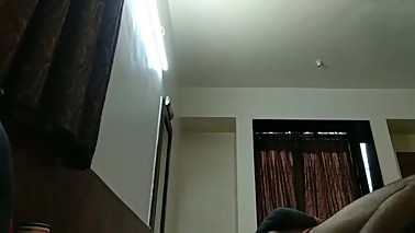 Kissing To My Friends Mom In Hotel- Indian Bhabhi