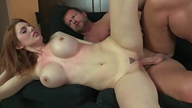 DON'T TELL MOM I FUCKED MY STEPDAD HES A DIRTY PERVERT GIANT TITS TEEN