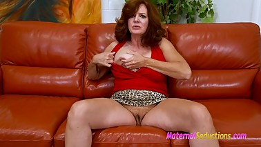 Andi James in Mom Wants to See My Cock