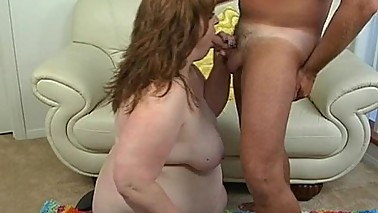 Mature big pretty woman