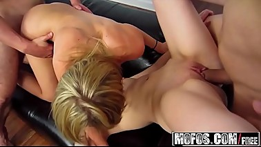 Mofos - Real Slut Party - (Chloe Brooke, Kylie Kane) - Double Doggy Dare