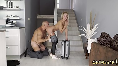 Old man sex girl movies mom first time Finally at home, eventually alone!